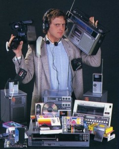 1980's Gear Guy