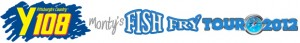 Y108 (Pittsburgh's Country) Fish Fry banner