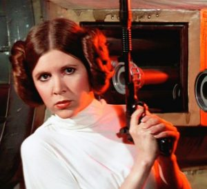 Princess Leia of Star Wars